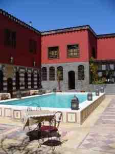 Talisman Hotel, Damascus